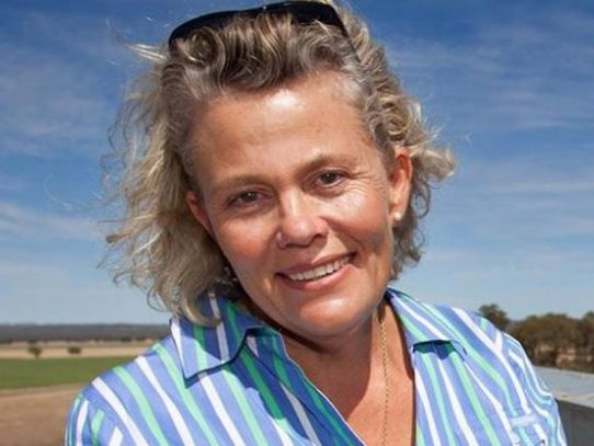 NSW farmer Fiona Simson elected as President of NFF