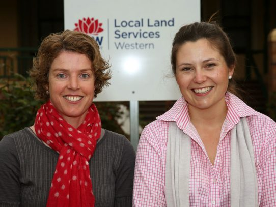 Two new District Vets for Western NSW