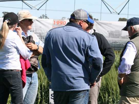 GRDC offers study tours for northern growers