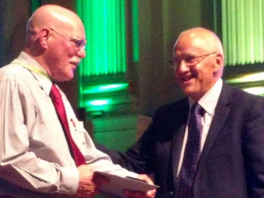DPI plant pathologist recognised with Lester Burgess Award