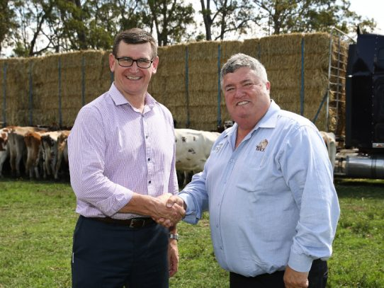 NSW recyclers donate over $70,000 to drought-stricken farmers