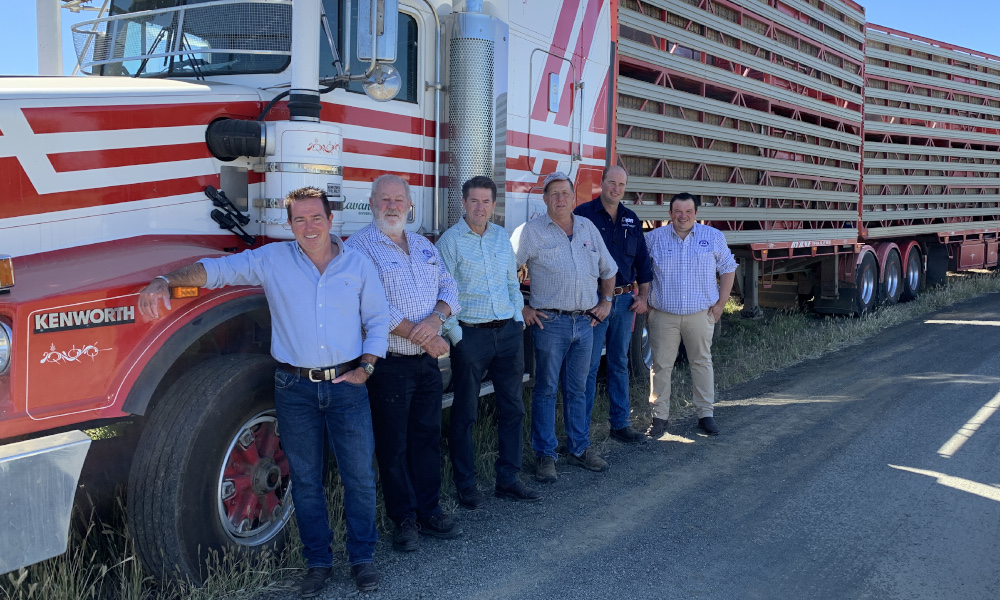Boosting productivity and access at the farm gate